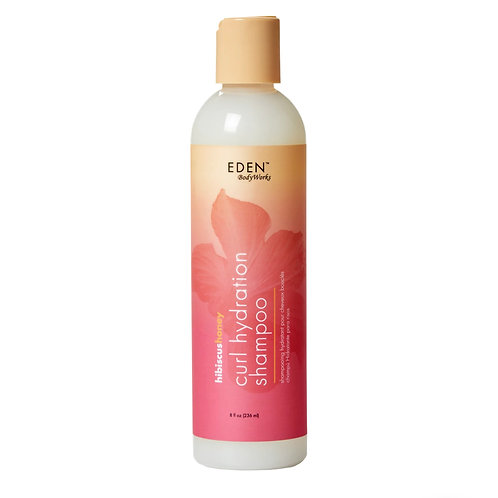 Eden Hibiscus Honey Curl Hydration Shampoo 8oz