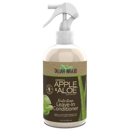Taliah Waajid Green Apple & Aloe Leave-In Conditioner 12oz