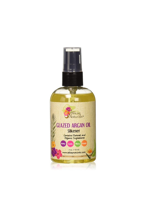 Alikay Naturals Glazed Argan Oil Silkener 4oz