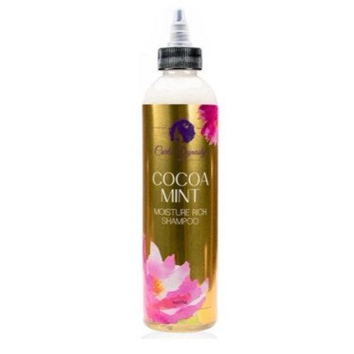 Curls Dynasty Cocoa Mint Moisture Rich Shampoo 8oz