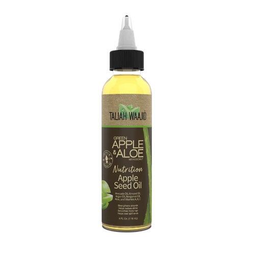 Taliah Waajid - Apple Seed Oil - Green Apple & Aloe Apple Seed Oil 4oz