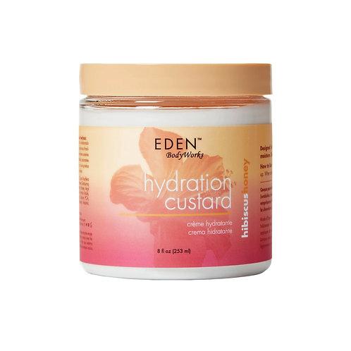 Eden Hibiscus Honey Hydration Custard 8oz