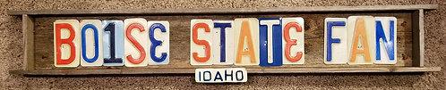 Boise State Fan