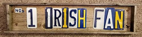#1 Irish fan