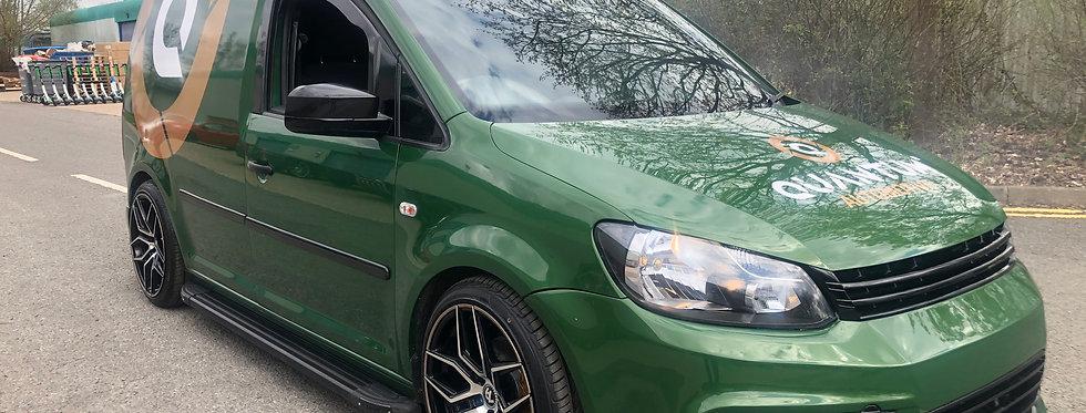 Quantum Edition Volkswagen Caddy