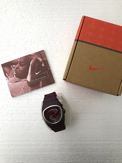 2001 NIKE CHERRYWOOD WATCH