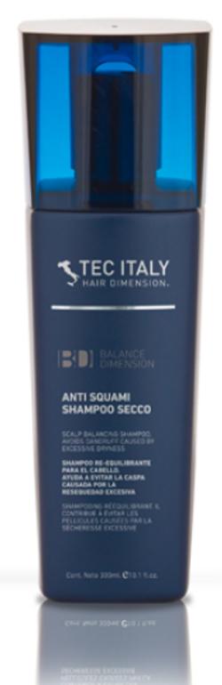 anti-dandruff shampoo for dry scalps