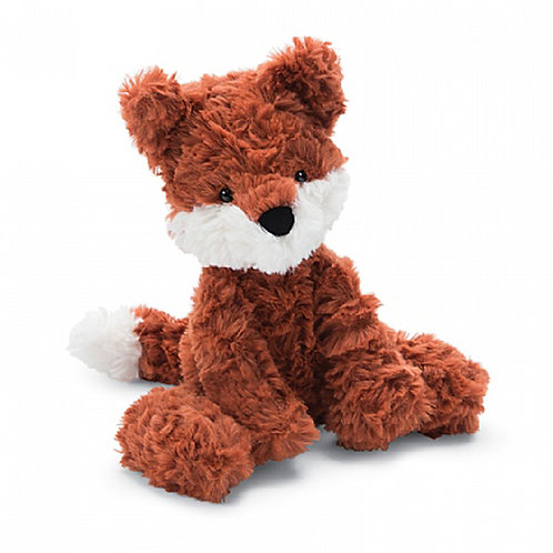 Jellycat Squiggles Fox (small)