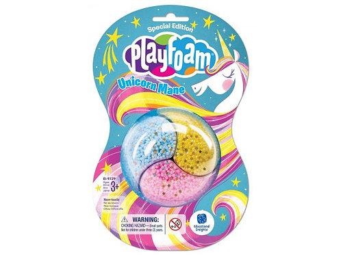 Playfoam Jumbo Pod Unicorn Mane