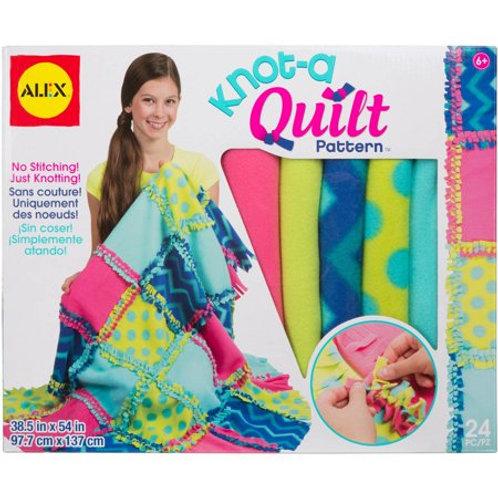 Knot-a Quilt Pattern