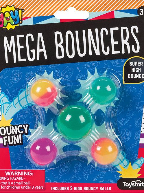 Mega Bouncers