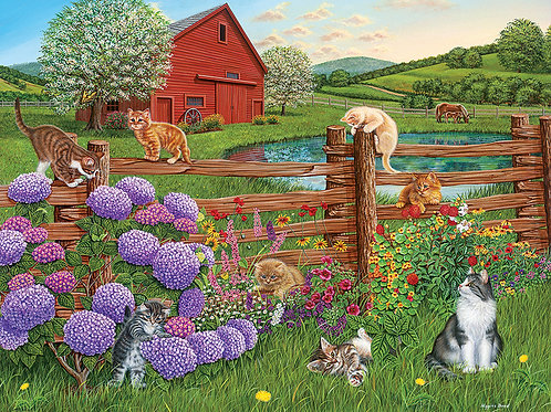 275 pc Easy Handling Cobble Hill Puzzle - 88007