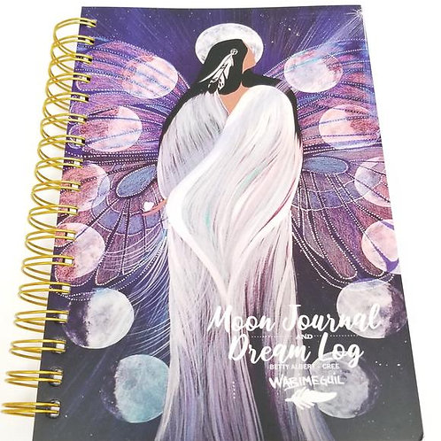 Moon Journal and Dream Log