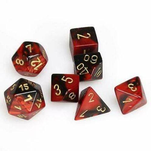 D&D Polyhedral 7-Die 26443