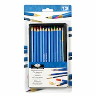 Watercolour Drawing Art Set 13pc