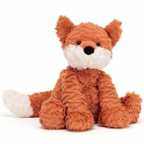 Jellycat Fuddlewuddle Fox (medium)
