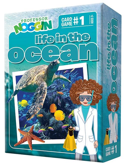 Professor Noggins- Life in the Ocean