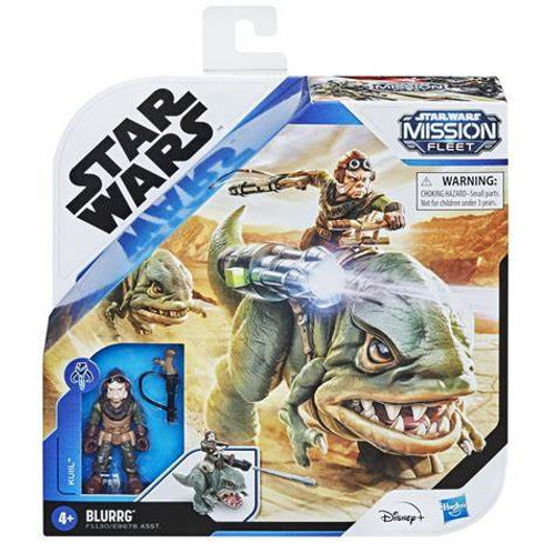 Star Wars Mission Fleet:Blurgg