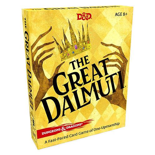 D&D The Great Dalmuti Card Game
