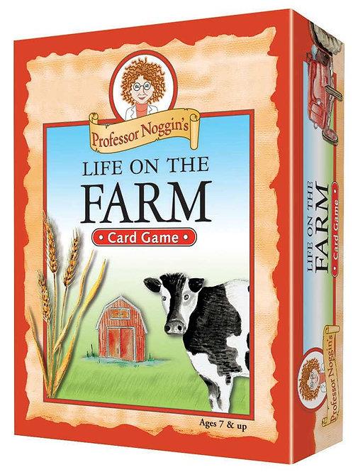 Professor Noggins- Life on the Farm