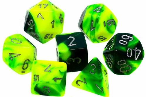 D&D Polyhedral 7-Die 26454