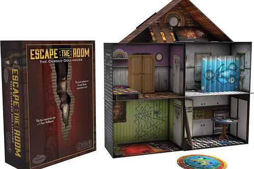 Escape the Room: The Cursed Dollhouse