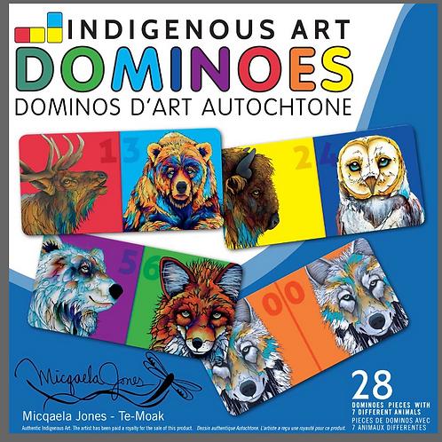 Indigenous Art Dominoes