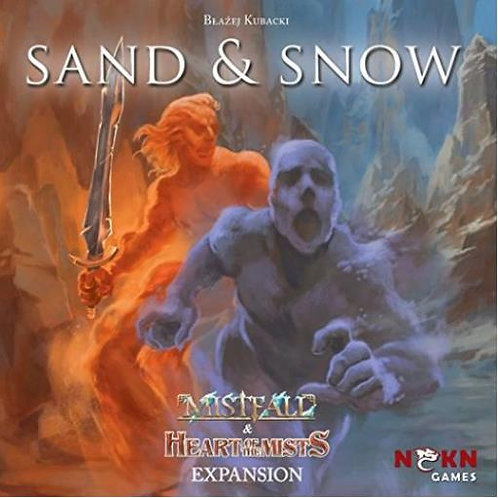 Sand and Snow Heart of the Mists Expansion