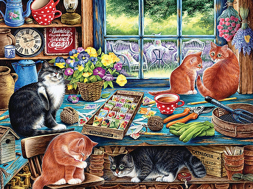 275 pc Easy Handling Cobble Hill Puzzle - 88019