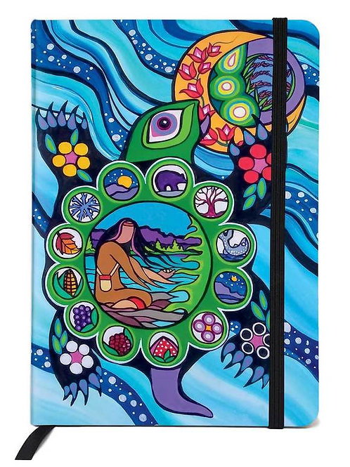 Indigenous Collections Notepad- 13 Moons
