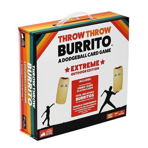 Throw Throw Burrito Extreme Edition