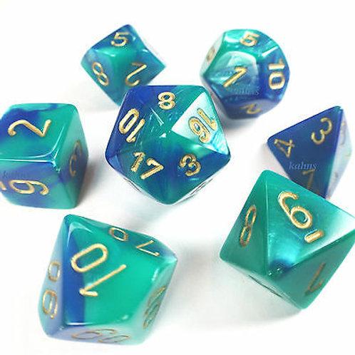 D&D Polyhedral 7-Die 26459