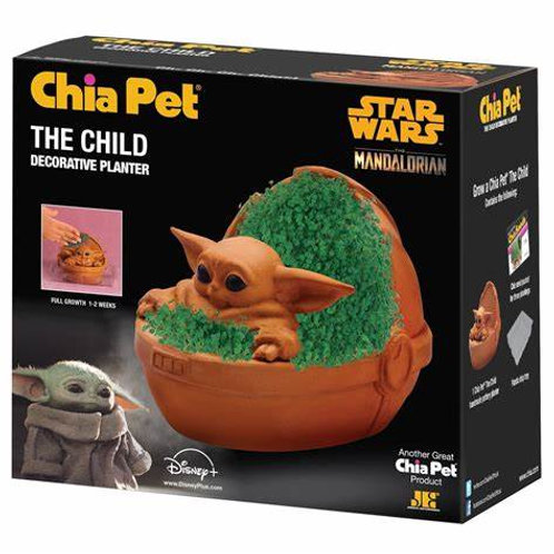 Star Wars Chia Pet- The Child
