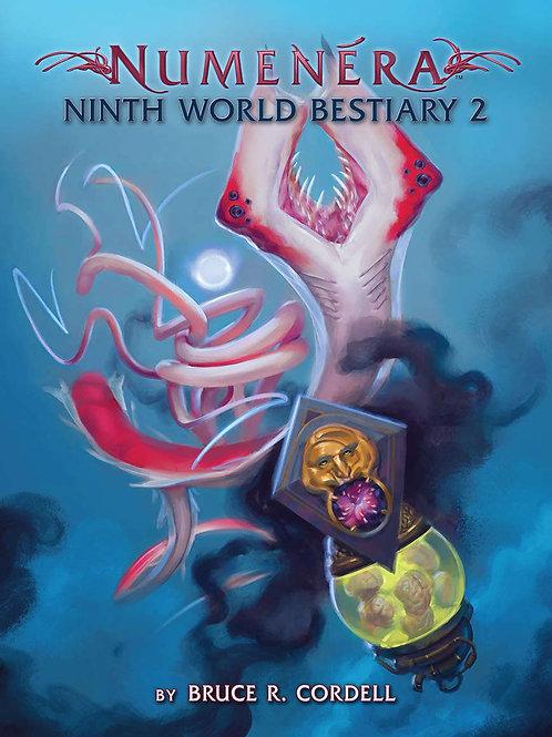 Numenera Ninth World Beastiary 2 Book