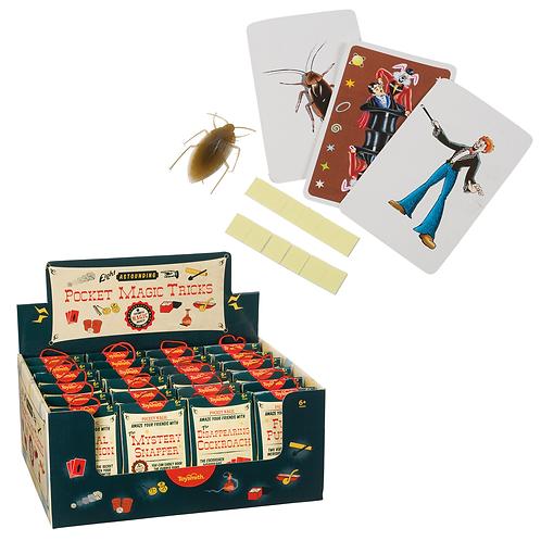 8 Astounding Pocket Magic Tricks
