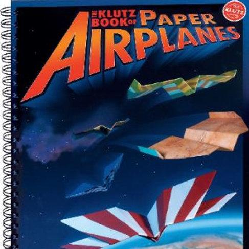 Klutz - Paper Airplanes