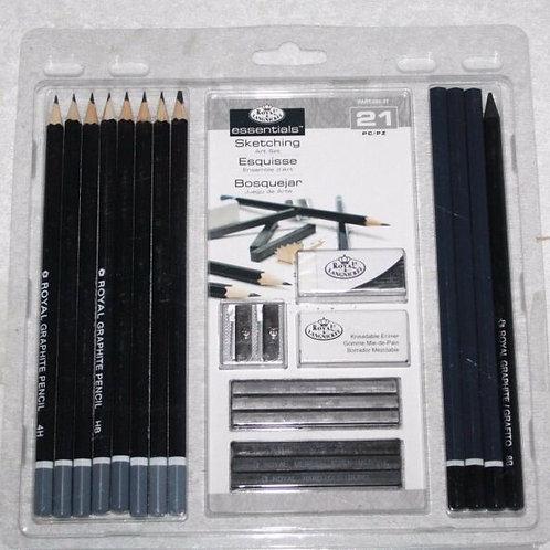 Sketching Art Set 21pc