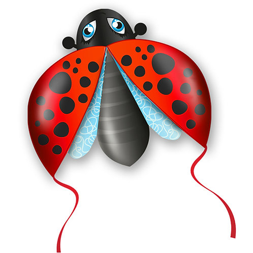 Lady Bug Kite