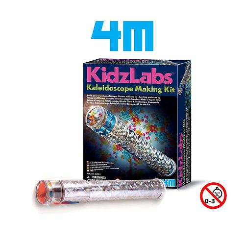 KidzLabs Kaleidoscope Making Kit
