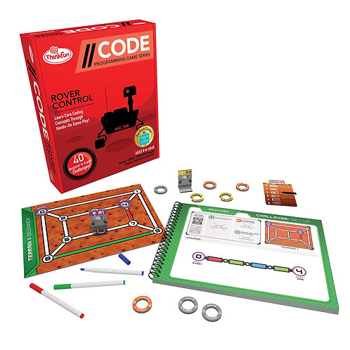 Code: Rover Control Program Logic