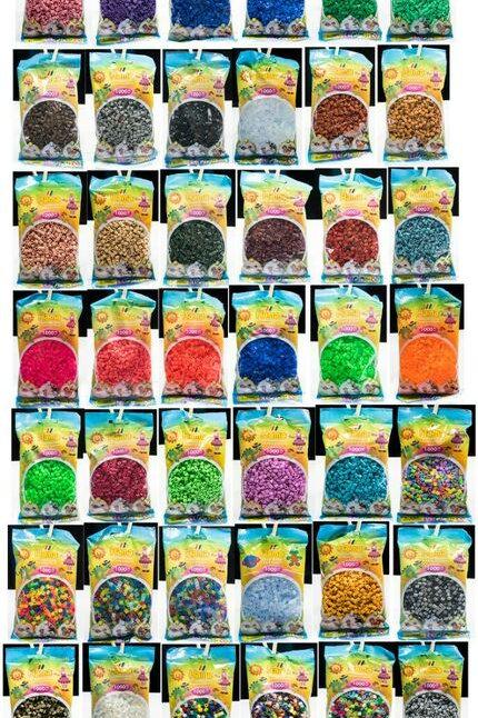 Hama Assorted Bead Packs 1000pc