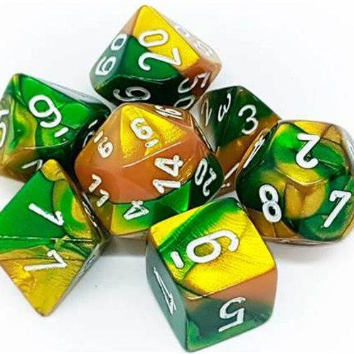 D&D Polyhedral 7-Die 26425