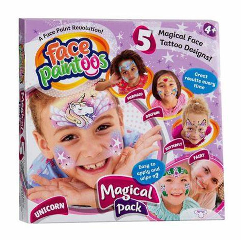 Magical Pack Face Paintoos