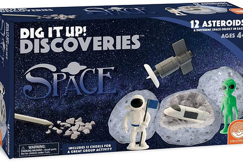 Dig it Up! Space