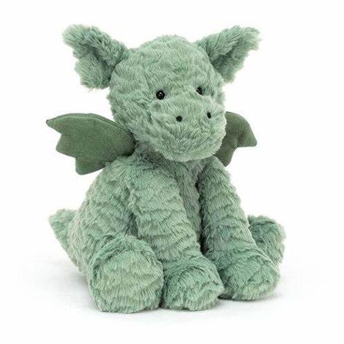 Jellycat Fuddlewuddle Dragon (medium)