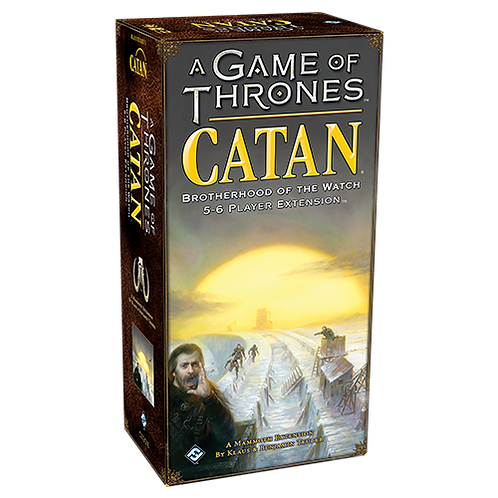 Catan Game of Thrones 5-6Player Extension