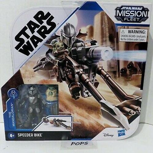 Star Wars Mission Fleet: Speeder Bike