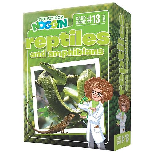 Professor Noggins- Reptiles and Amphibians