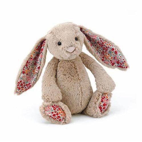 Jellycat Blossum Bea Beige Bunny (medium)