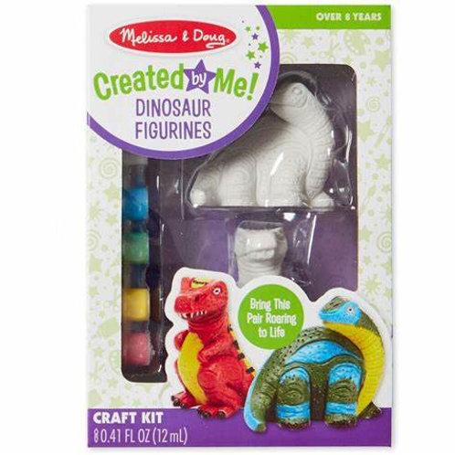 Created by me! Dinosaur Figurines